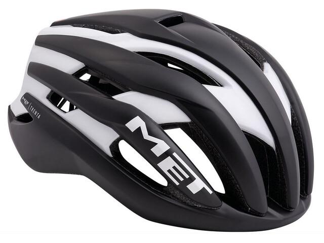 MET Trenta Cykelhjelm hvid/sort
